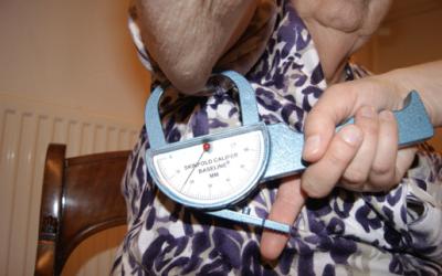 Vikten av vikten vid Parkinsons sjukdom