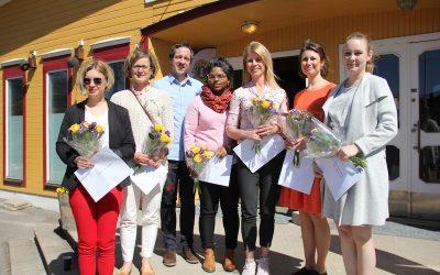 Utdelning av forskningsanslag från Lions Forskningsfond Skåne 2018