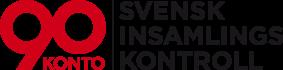 Logotyp på Svensk insamlingskontroll 90-konto