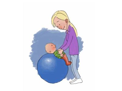 Spädbarn med akuta andningssvårigheter- en studie