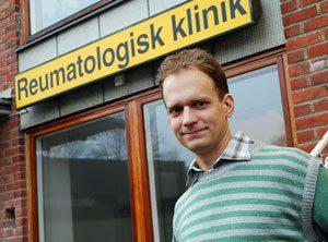 Kristofer Andréasson  Medicine doktor, specialistläkare reumatologi