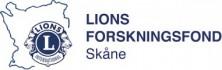 Lions Forskningsfond Skånes logotyp