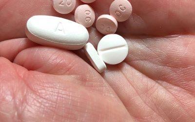 Uppemot hälften av alla läkemedelsfel är potentiellt skadliga